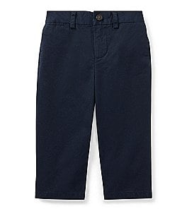 Image of Ralph Lauren Childrenswear Baby Boys 3-24 Months Suffield Flat Front Pants