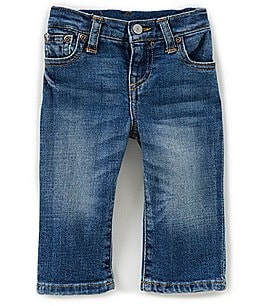 Image of Ralph Lauren Childrenswear Baby Boys 3-24 Months Sullivan Slim Denim Jeans