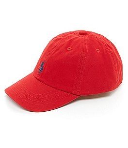 Image of Ralph Lauren Childrenswear Little Boys Preppy Baseball Cap