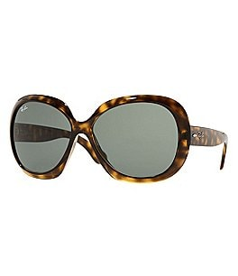 Image of Ray-Ban Jackie Ohh II Over-Sized Sunglasses