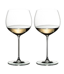 Image of Riedel Veritas Oaked Chardonnay Glasses, Set of 2