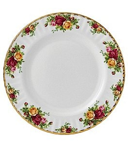 Image of Royal Albert Old Country Roses Dinner Plate