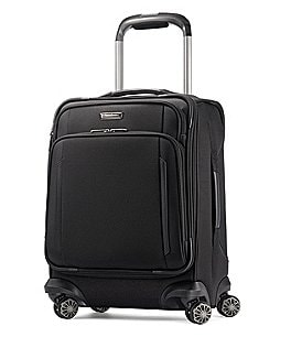 "Image of Samsonite Silhouette XV 19"" Carry-On Upright Spinner"