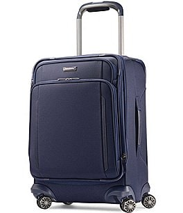 "Image of Samsonite Silhouette XV 21"" Expandable Carry-On Spinner Upright"