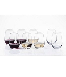 Image of Schott Zwiesel Universal 8-Piece All-Purpose Stemless Wine Tumbler Set