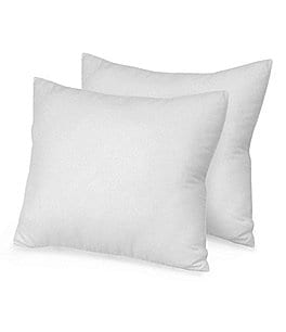 Image of Sensorpedic Euro Pillows, Set of 2