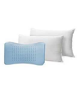Image of Sensorpedic MemoryLOFT Classic Cotton Pillows, Set of 2