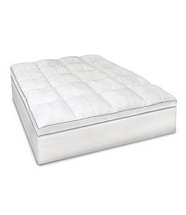 Image of Sensorpedic MemoryLOFT Supreme 3.5-Inch Memory Foam and Fiber Mattress Topper