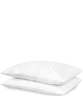 Image of Sensorpedic Micro-Feather Plush Pillows Set of 2