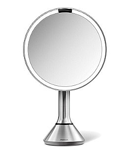 "Image of simplehuman 8"" Sensor Mirror with Brightness Control"