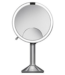 Image of simplehuman 8 Stainless Steel Sensor Mirror Trio