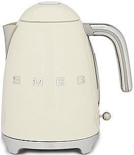 Image of SMEG 50's Retro 7-cup Electric Kettle