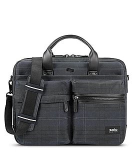 Image of Solo Highland Collection Hamish Briefcase