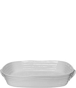 Image of Sophie Conran for Portmeirion Porcelain Handled Rectangular Roasting Dish