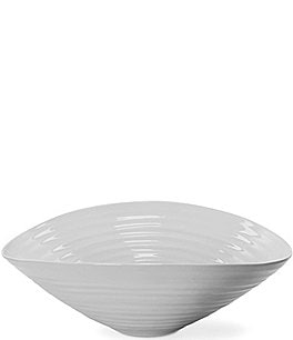 Image of Sophie Conran for Portmeirion Porcelain Salad Bowl