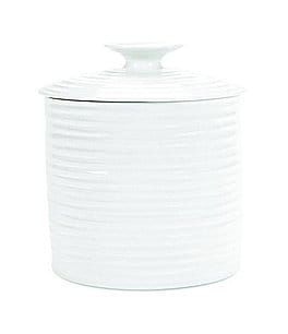 Image of Sophie Conran for Portmeirion White Canister