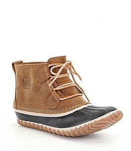 Image of SOREL Women's Out N About Waterproof Booties
