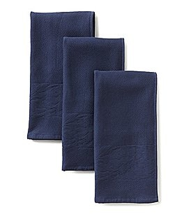 Image of Southern Living 3-Piece Jacquard Kitchen Towel Set