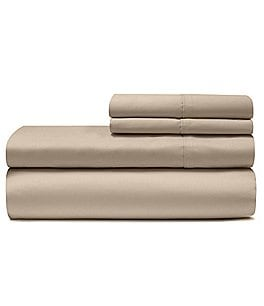 Image of Southern Living 800-Thread-Count Sateen Sheet Set