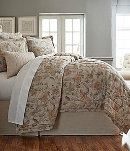 Image of Southern Living Chatham Floral Comforter Mini Set