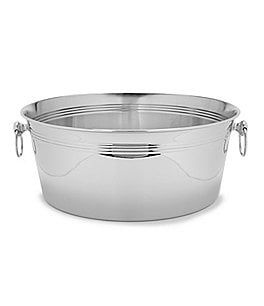Image of Southern Living Classic Ribbed Party Tub