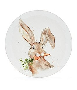 Image of Southern Living Easter Bunny Round Platter