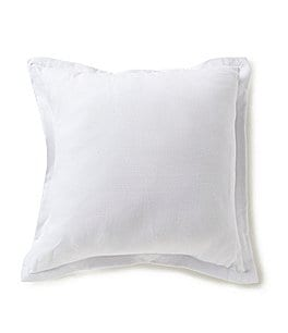 Image of Southern Living Heirloom Cotton Piqué Euro Sham
