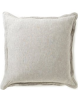 Image of Southern Living Heirloom Linen Euro Sham
