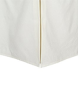Image of Southern Living Heirloom Pleated Sateen Bedskirt