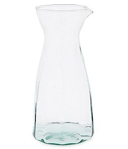Image of Southern Living Ibiza Recycled Glass Carafe