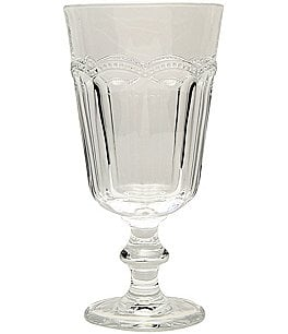 Image of Southern Living Lace Footed Goblet