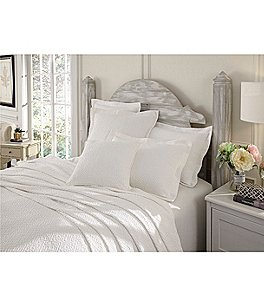 Image of Southern Living Leland Matelasse Coverlet
