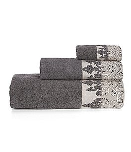 Image of Southern Living Melange Jacquard Bath Towels