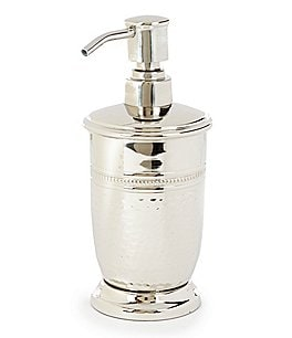 Image of Southern Living Nickel-Plated Lotion Pump