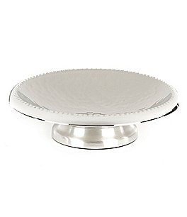 Image of Southern Living Nickel-Plated Soap Dish