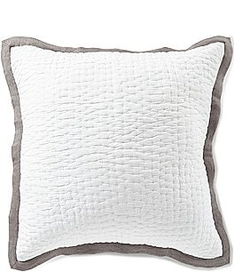Image of Southern Living Simplicity Collection Addison Euro Sham