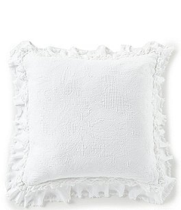 Image of Southern Living Simplicity Collection Sydney Square Pillow