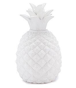 Image of Southern Living Spring Collection Ceramic Pineapple Decor