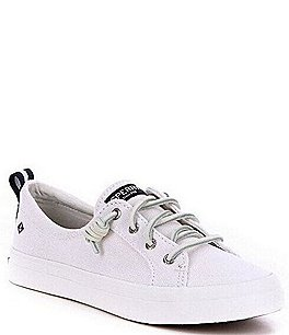 Image of Sperry Crest Vibe Canvas Lace-Up Sneakers