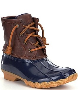 Image of Sperry Girls' Saltwater Winter Duck Boots