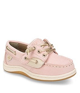 Image of Sperry Girls' Songfish Jr. Boat Shoes