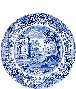 Image of Spode Blue Italian Bread and Butter Plate