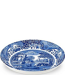 Image of Spode Blue Italian Individual Pasta Bowl