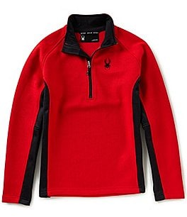 Image of Spyder Outbound Half-Zip Mid Weight Stryke Pullover Jacket