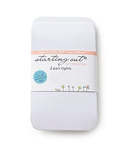Image of Starting Out 2-Pack Microfiber Tights