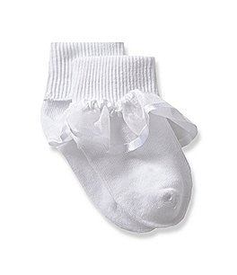 Image of Starting Out 2-Pack Rumba Ruffle Socks