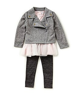 Image of Starting Out Baby Girl 3-9M 3 Piece Jacket Set