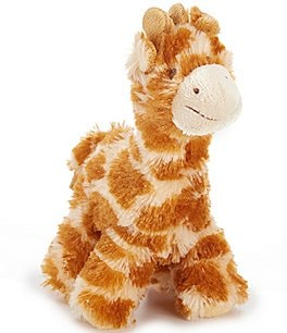 "Image of Starting Out 3"" Plush Giraffe Rattle"