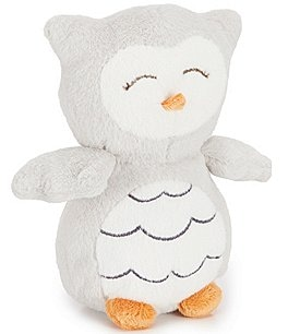 "Image of Starting Out 3"" Plush Owl Rattle"