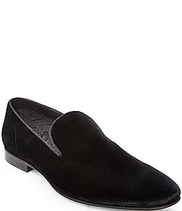 Image of Steve Madden Men's Laight Velvet Slip-Ons